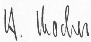 Work Signature