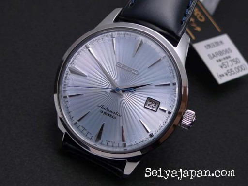 "The Seiko SARB065 ""Cocktail Time"" is distinctive, hard to find, and worth every penny!"