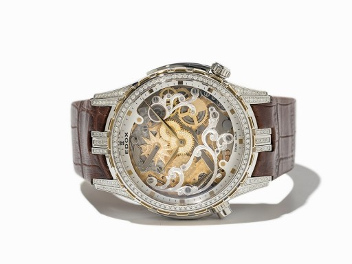 A diamond-encrusted and skeletonized 5-minute repeater for under $10k? Yeah!