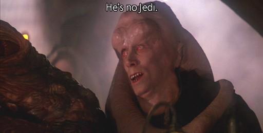 Bib Thats No Jedi