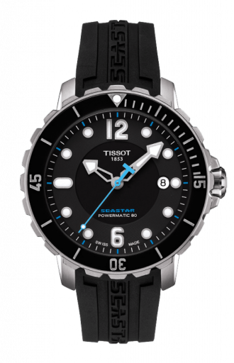 If you want something sportier, Tissot's Seastar is another great automatic that can be bought well under $1,000.