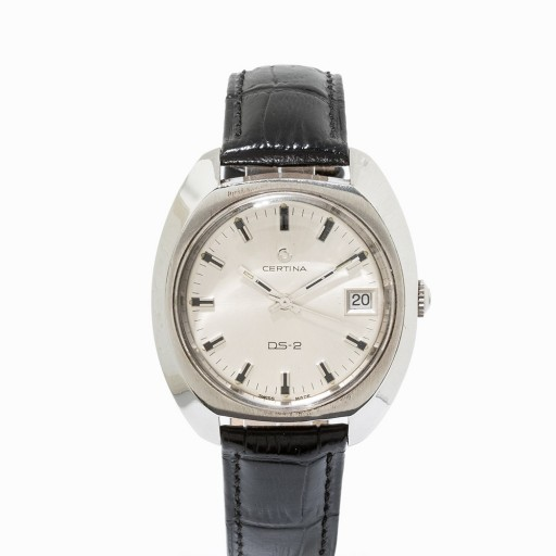 The Certina DS-2 has real history and a devoted fan base. Plus it looks great!