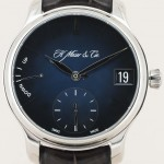 The Best Watch For Leap Year: H. Moser & Cie. Endeavour Perpetual Calendar in Palladium
