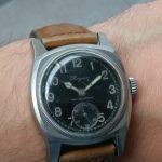 Eterna Majetek and Longines Tartarugone: Czech Aviator Watches