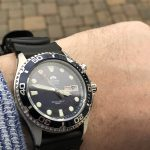 Orient Blue Ray: Weekend Diver