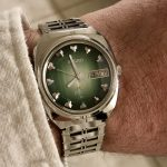 Seiko Lord Matic: Emerald Jewel