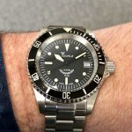 Squale 1545: Classic Swiss Diver