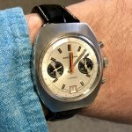 Breitling Datora 592: Funky Chronograph