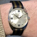 Enicar Star Jewels: Transitional Vintage